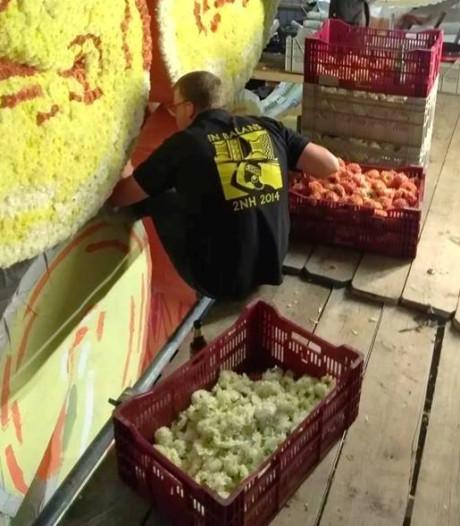 Tekort aan gele dahlia's voor corso Sint Jansklooster