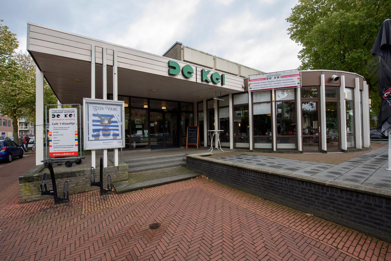Cultureel centrum De Kei in Reusel.