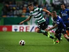 Sporting raakt verder achterop door Portugese stuntploeg