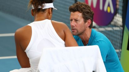"Wim Fissette is de Belg die het meest mag hopen op titel Australian Open: ""Osaka is de grootste ster die ik al heb gecoacht"""