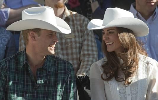 Will en Kate.