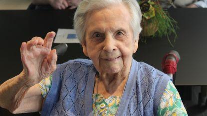 """Oudste inwoonster Dina (105) overleden: """"Ze is heel rustig en zachtjes van ons heengegaan"""""""