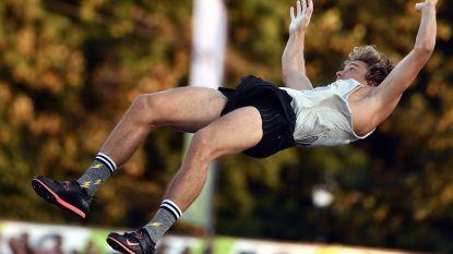 Arnaud Art verbetert Belgisch record in polsstokspringen