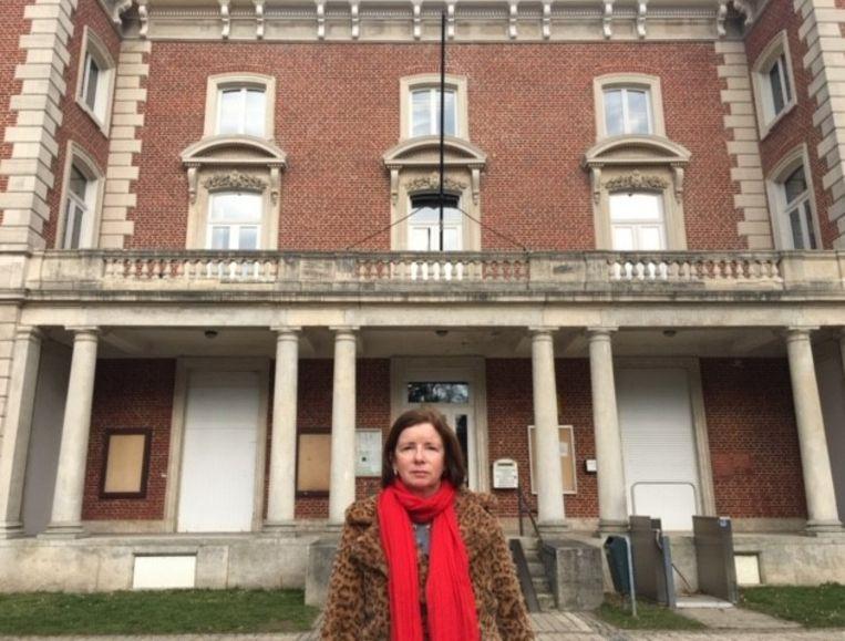 Katelijne Dedeurwaerder van N-VA hoopt dat in de toekomst meer verenigingen de weg vinden naar het deelgemeentehuis van Kessel-Lo.