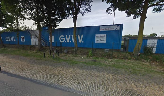GVVV op sportpark Panhuis in Veenendaal.
