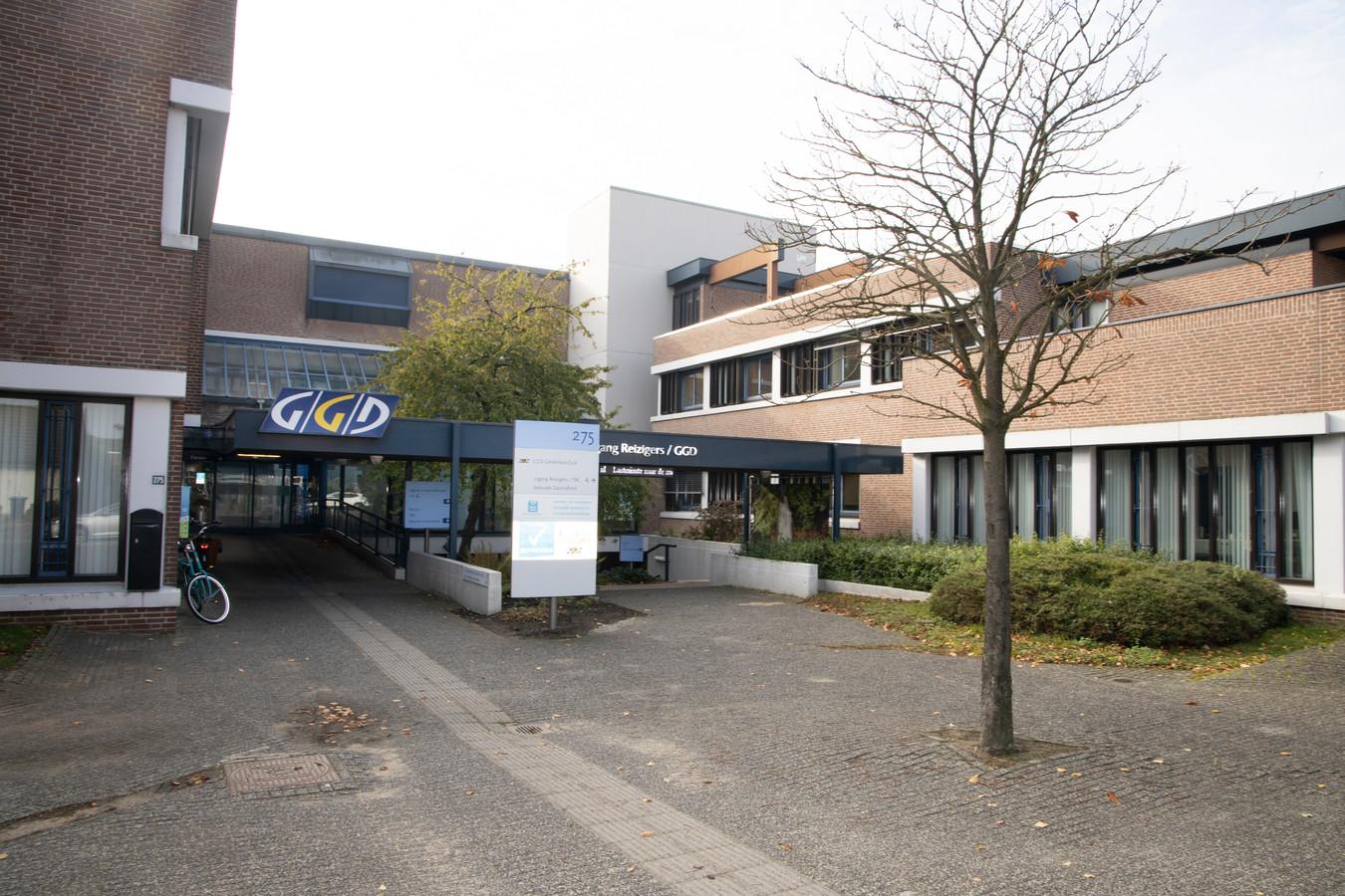 Het huidige GGD-gebouw, eigendom van de gemeente Nijmegen, wordt gesloopt. De gemeente moet 1,8  miljoen euro afboeken.