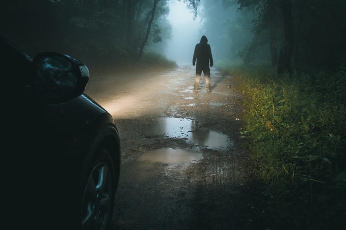 R. zou zijn gelokt door een handlanger van Idris M. en naar een bos zijn gereden. Aldaar is hij onder schot gehouden.