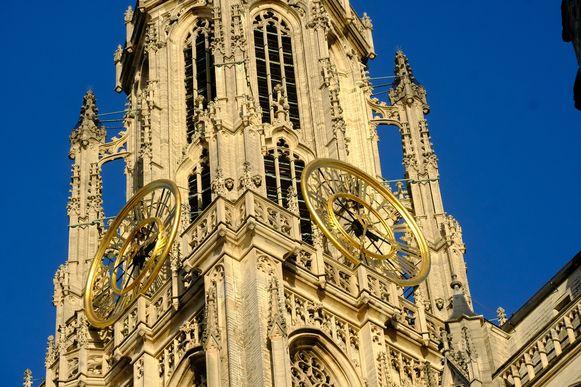 wijzerplaat kathedraal