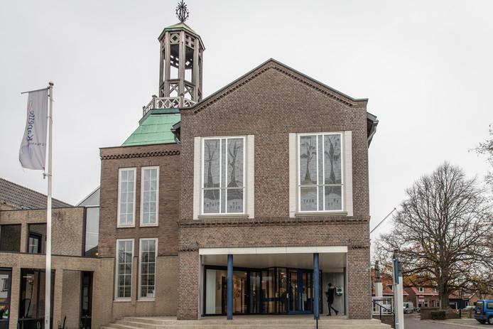 Gemeentehuis in Kapelle