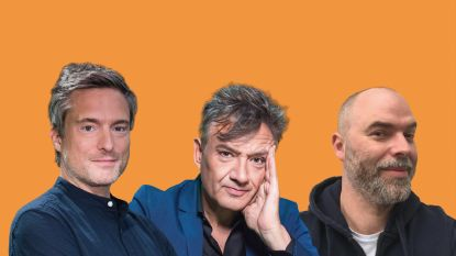 'De Madammen' wordt een week lang 'De Mijnheren': Bart Peeters, Tomas De Soete en Gilles De Coster nemen het over