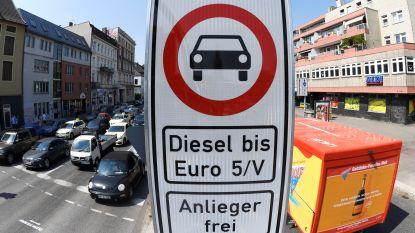 """""""Duitse overheid en autobranche in overleg over omvanrijke omruildeal voor oude dieselwagens"""""""