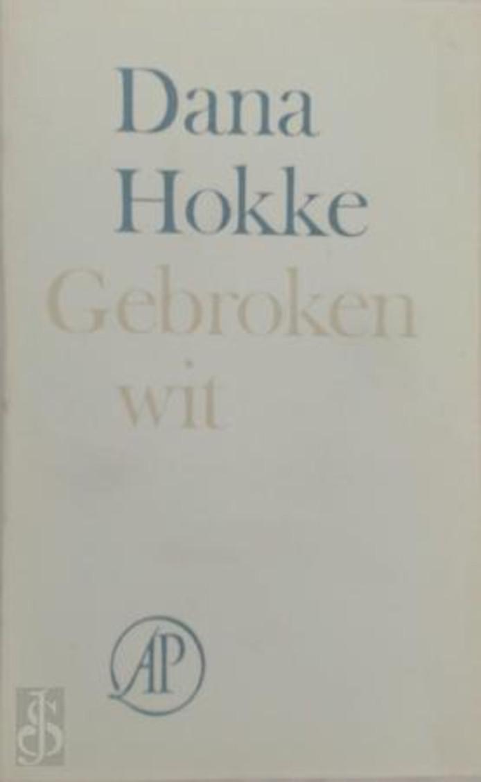 Dana Hokke cover Gebroken wit