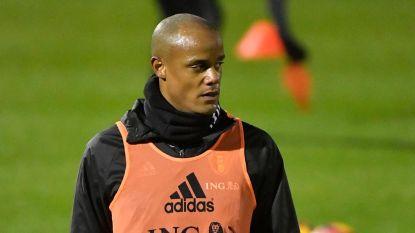 Geen Kompany in selectie, Martínez kiest wel voor Witsel, Nainggolan en Chadli