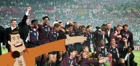 Quiz   Welk rugnummer droeg Johan Cruijff toen hij in 1964 zijn debuut maakte voor Ajax?