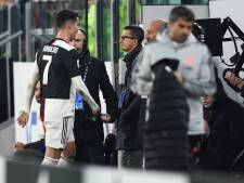 Remplacé à la 55e minute, Ronaldo a quitté le stade avant la fin du match