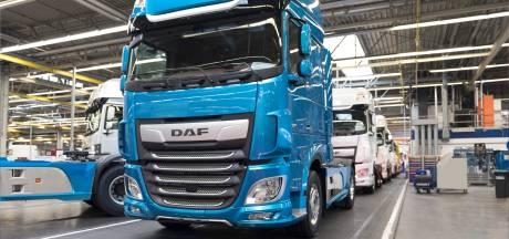 DAF gaat nog meer trucks bouwen dan voor corona: 'enkele tientallen banen' er bij in Eindhoven na nieuwe productieverhoging