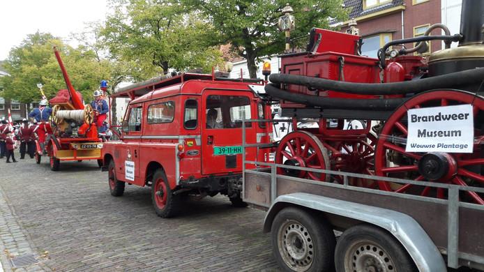 Brabant Stoet trekt door centrum Bergen op Zoom.