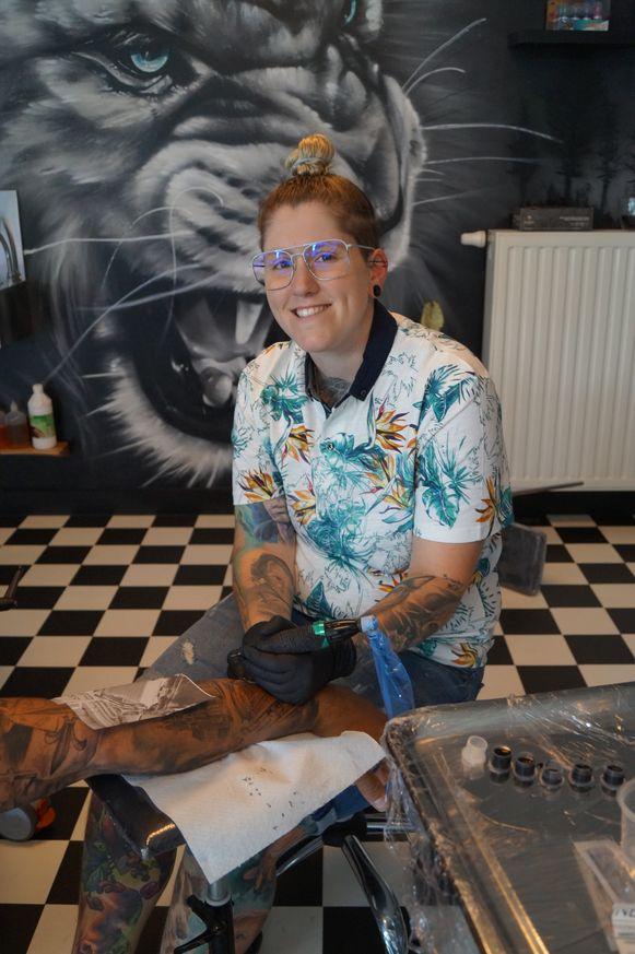 Julie 'Djoels' Bouckhuyt heeft een nieuwe uitvalsbasis in Egem