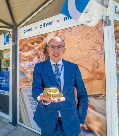 In Delft loopt het storm bij goudhandelaren: 'Sommige brengen gouden tanden met het gebit er nog aan'