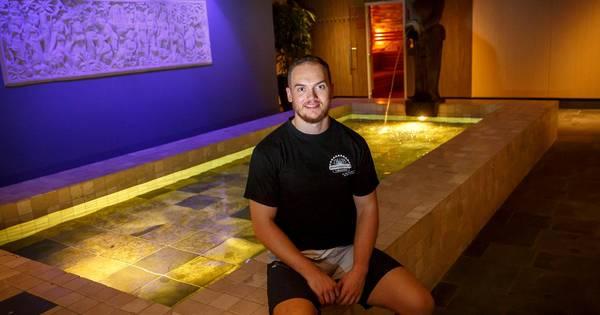 Spannende herstart van luxe sauna 39 s gravendeel hoeksche for Sauna waalwijk