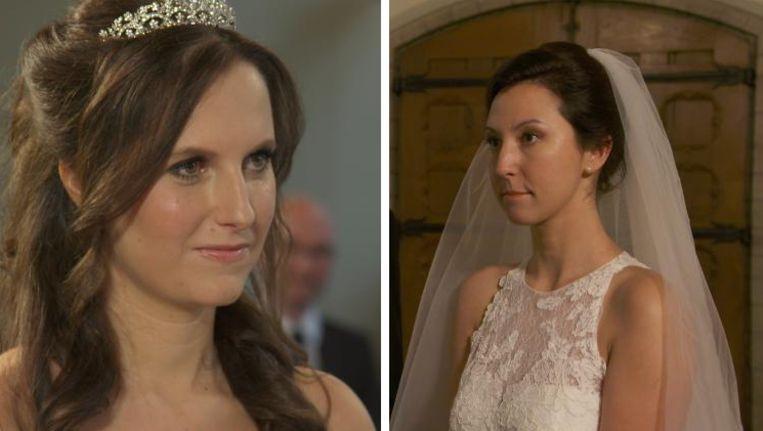 ontmoeten vind bruid cum in gezicht