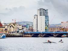 'Je voelt het op straat, die positieve, warme, vriendelijke vibe van Belfast'