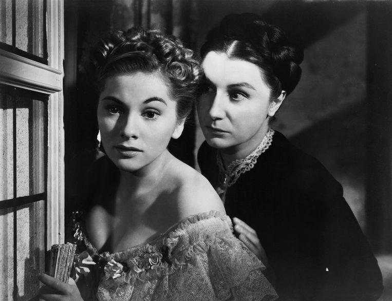 Filmbeeld uit Rebecca (1940). Beeld Getty