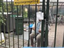 88-jarige bewoonster van verzorgingshuis Tabitha tussen afval gezet om dochter te ontmoeten