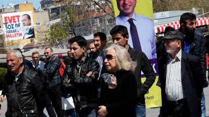 Pro-Koerdische kandidaat doet vanuit gevangenis gooi naar Turks presidentschap