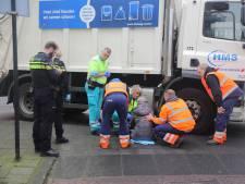 Slechtziende vrouw aangereden door vuilniswagen op Laan van Wateringse Veld