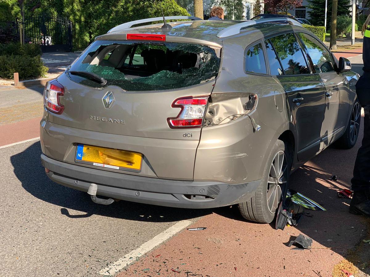Ongeluk in Oirschot