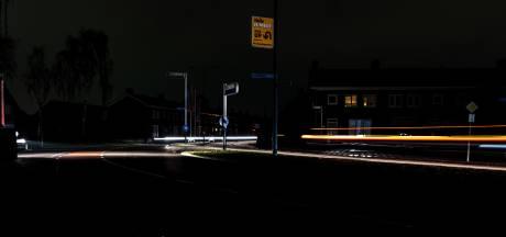 Deel van Oosterhout zonder stroom door storing