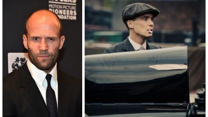 """Jason Statham was eerste keus voor 'Peaky Blinders': """"Maar een sms'je veranderde alles"""""""