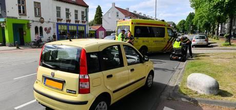 Scootmobieler gewond bij botsing in Veldhoven