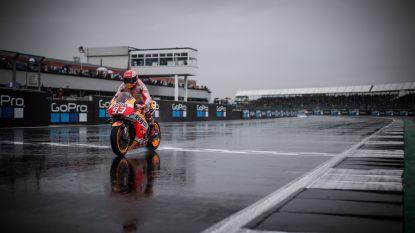 MotoGP-race op Silverstone afgelast wegens overvloedige regenval
