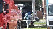 Truck vol drugsafval gevonden aan Pukkelpopwei