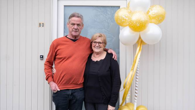 """Trouwe HLN-lezers Rita en Paul zijn 50 jaar getrouwd: """"Beiden afkomstig van Heist, maar elkaar pas leren kennen in Rillaar"""""""