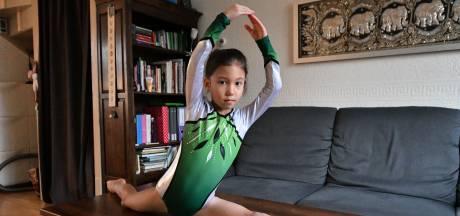 Hoe Emma (8) uit Oldenzaal de dupe werd van gedoe over een turnpakje: 'Dit is zó gemeen'
