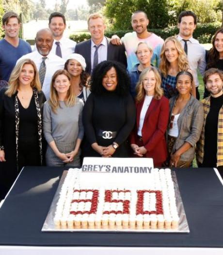 Grey's Anatomy fête son 350e épisode