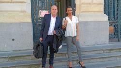 Ex-playmate Barbara Gandolfi vrijgesproken voor oplichting van Frans acteur Jean-Paul Belmondo (83).