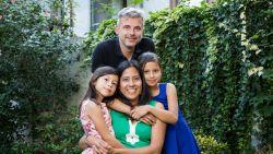 """""""Mijn moeder was bezorgd:  'Zo'n backpacker, je weet niet waar die geslapen heeft'"""": Vlaming Bart (49) al 20 jaar samen met Giuliana (42) uit Peru"""