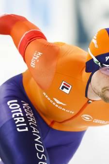 Als Ronald Mulder naar WK-vorm wil groeien moet het sneller, weet de Zwolse schaatssprinter