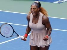Serena Williams prend sa revanche et file en quarts
