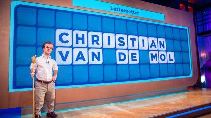 """Christian van 'De Mol' is één van de 'Letterzetters' van het nieuwe 'Rad': """"Voorbereid op moppen over mijn gestalte"""""""