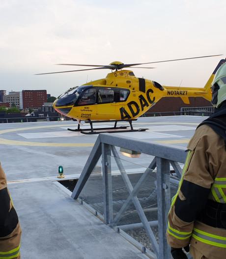 Drukte op helikopterdek ziekenhuis MST, maar 'zomerpiek' is niet uniek