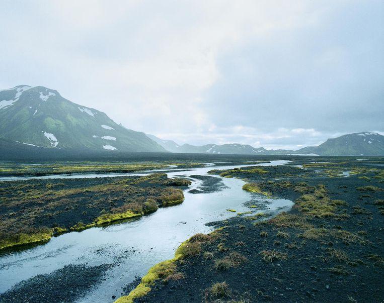 Vatnajökulsþjóðgarður National Park, IJsland. Beeld RV - Jacqueline Hassink