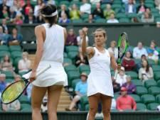Hsieh en Strycova pakken dubbeltitel Wimbledon