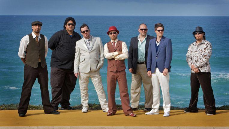 De Nieuw Zeelanders zijn koningen in het mixen van dub, funk, soul en reggae Beeld -