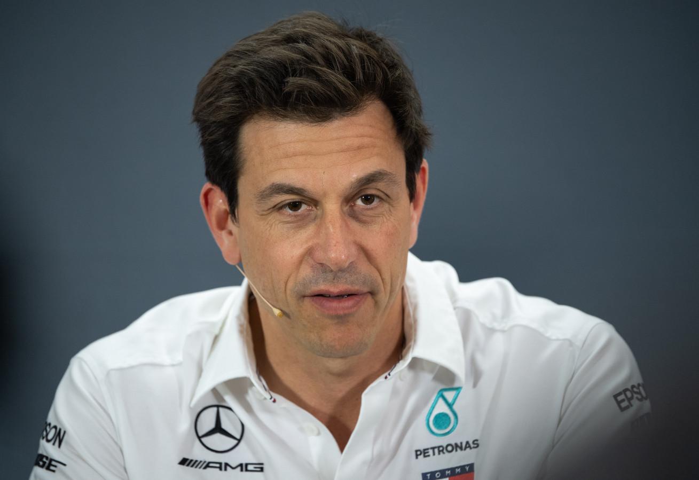 Mercedes-teambaas Toto Wolff.