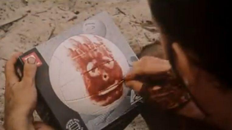 De echte Wilson uit 'Cast Away'